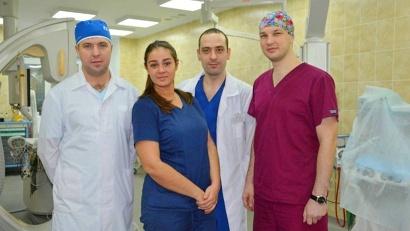 Отделение рентгенохирургии — самое молодое в Котласской центральной городской больнице. Фото пресс-службы Котласской ЦГБ