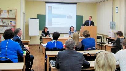 Министр образования и науки Архангельской области встретился с председателями профильных местных профсоюзных организаций