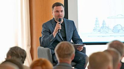 Иван Кулявцев: «У бизнеса есть отличная возможность на одной площадке пообщаться с представителями ведомств, задать вопросы и получить консультации»