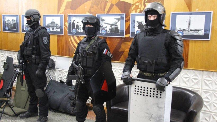 Федеральная служба войск национальной гвардии России (Росгвардия) была образована 5 апреля 2016 года