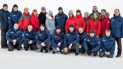 Фото: пресс-служба национального парка «Русская Арктика»