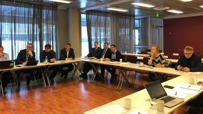 Стартовая встреча по  проекту в рамках «Kolarctic» была посвящена обозначению основной проблематики и потребностей регионов-участников