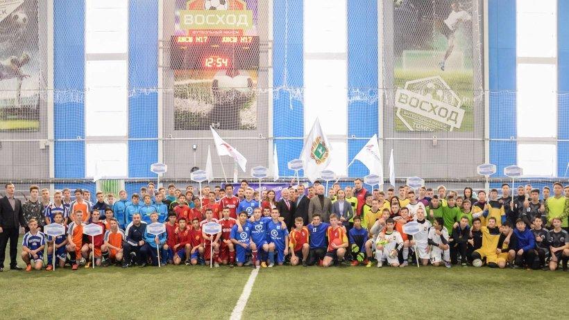 Финальный этап футбольной акции пройдёт в Сочи