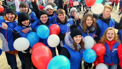 Весна, молодость, Крым!