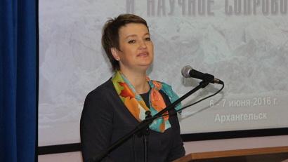 Екатерина Прокопьева: «В нашей области основным поставщиком инноваций, нацеленных на использование в российской Арктике, является САФУ»