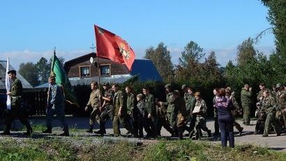 Участие в поисковой экспедиции «Видлицкий плацдарм» приняли более 100 поисковиков из разных регионов России