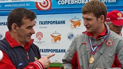 Леонид Екимов одержал победу в стрельбе из пистолета на дистанции 25 метров