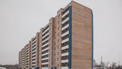 В настоящее время проводится работа по переселению более 1,2 тыс. человек в 12 многоквартирных домов с расселяемой площадью более 21 тыс. кв. метров
