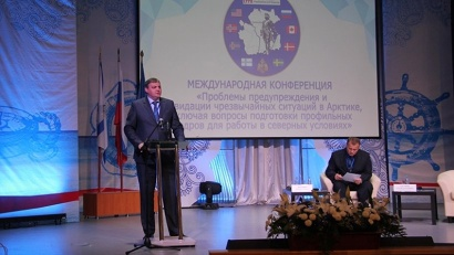 Заместитель губернатора Алексей Алсуфьев: «Освоение Арктики требует комплексного подхода в вопросах безопасности»
