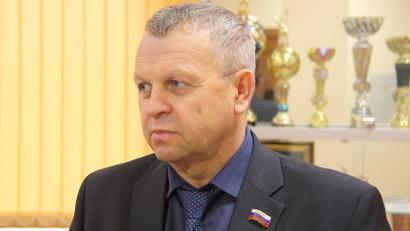 Депутат Архангельского областного Собрания Андрей Палкин