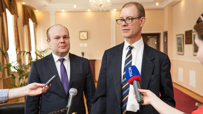 Виктор Иконников: «Архангельская область заинтересована в привлечении инвестиций, в том числе со стороны зарубежных партнёров»