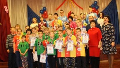 В этом году самыми спортивными оказались ребята из Яренского детского дома
