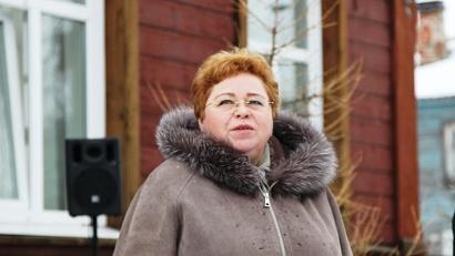 Министр здравоохранения Лариса Меньшикова: «Еликанида Егоровна стала символом эпохи. У мезенцев есть все основания гордиться своей землячкой!»