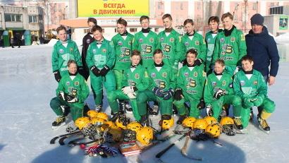 Хоккеисты команды «Водник-2004» выиграли в этом сезоне все турниры, в которых принимали участие