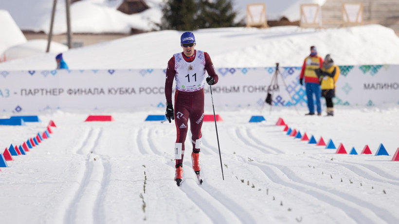 Победитель мужского марафона – Александр Бессмертных