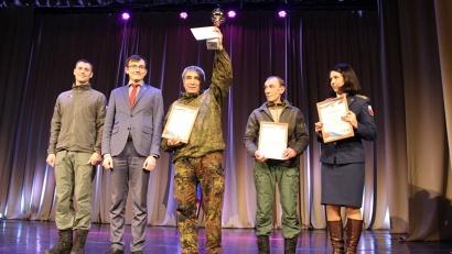 В центре «Патриот» подвели итоги областного конкурса на лучший зональный центр патриотического воспитания