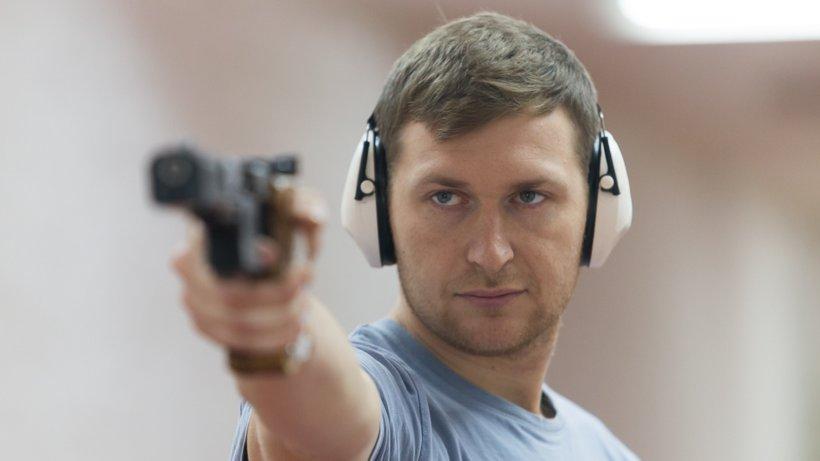 Заслуженный мастер спорта России Леонид Екимов