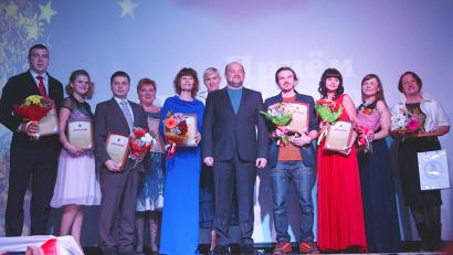 Лауреаты премии за вклад в реализацию государственной молодёжной политики 2013 года