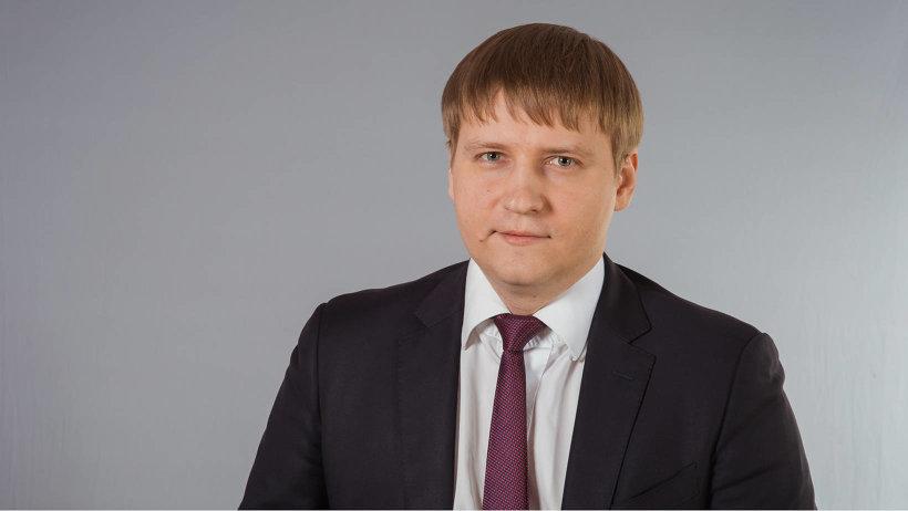 Министр экономического развития Архангельской области Семён Вуйменков
