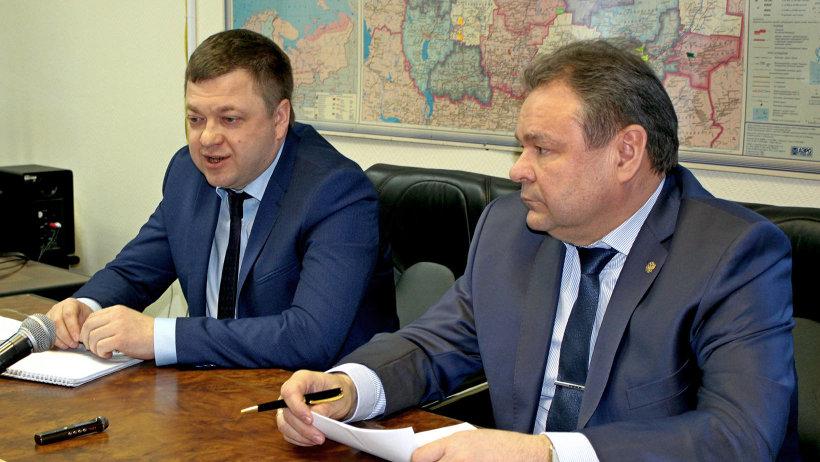 Дмитрий Тулунин и Валерий Заикин ответили на вопросы журналистов