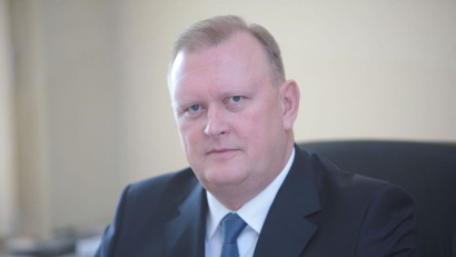 Главный врач Первой городской клинической больницы имени Волосевич Сергей Красильников