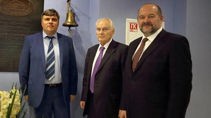 Особый интерес Игоря Орлова вызвали биржевые торги водных биоресурсов
