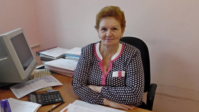 Людмила Попцова. Фото издательского дома «Устьяны»