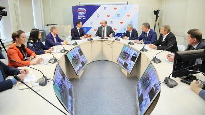 Ход дискуссии транслировался на региональном телеканале «Регион 29»