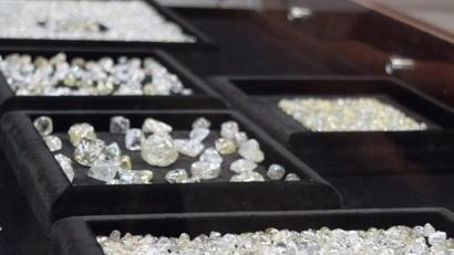 В 2017 году в Архангельской области добыли 7,5 млн карат алмазов