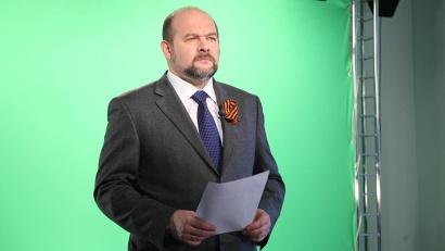 Глава региона прочитал письмо танкиста Александра Голикова своей жене Антонине