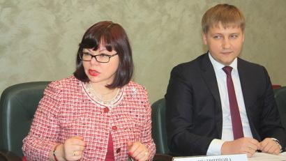Елена Кудряшова предложила включить в повестку работы общественного совета вопрос создания и развития регионального рыбопромышленного кластера