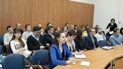 В работе семинара приняли участие 34 человека
