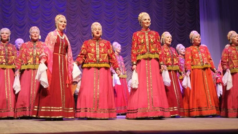 Публика Дагестана тепло принимала песенное творчество Русского Севера. Фото Алимирзы Эльмурзаева