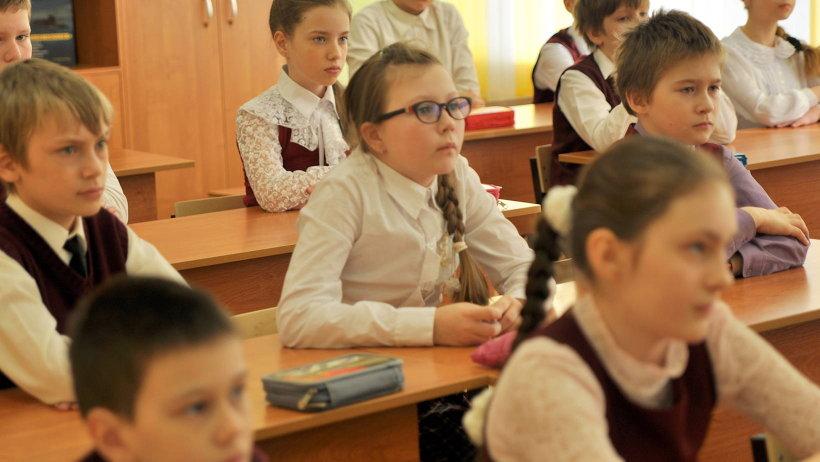 Занятия были организованы в рамках Недели инклюзивного образования