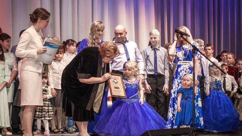 Семья Добрецовых из Няндомского района –  призеры всероссийского конкурса «Семья года»