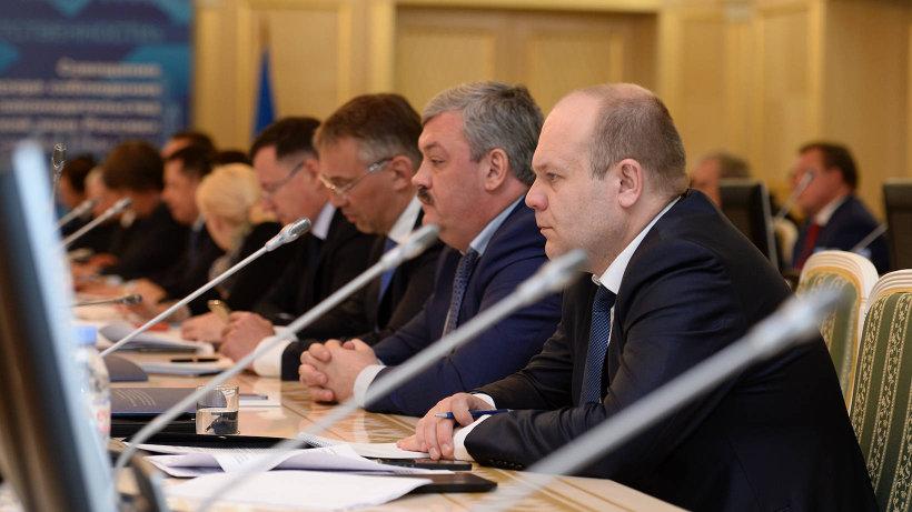 В совещании приняли участие главы и представители арктических регионов России