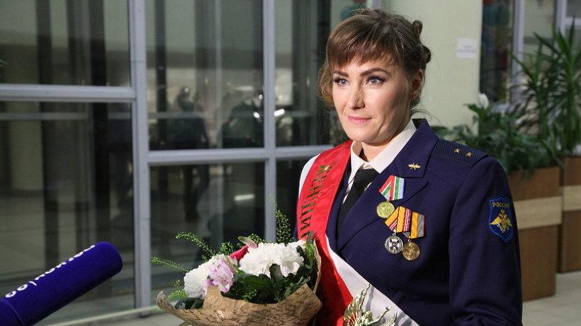 Вероника Александрова – «Женщина года–2017» в Архангельской области