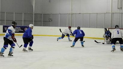 «Арктический матч» завершился победой хозяев поля