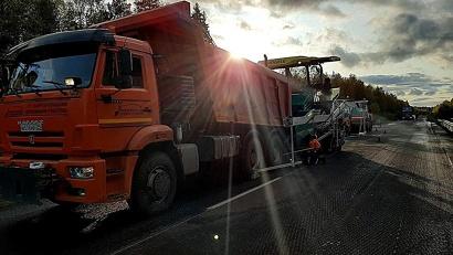 Фото: пресс-служба АО «Плесецкое дорожное управление»