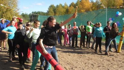 В конце апреля в Архангельской области состоялась первая молодежная спартакиада для людей с ограниченными возможностями здоровья