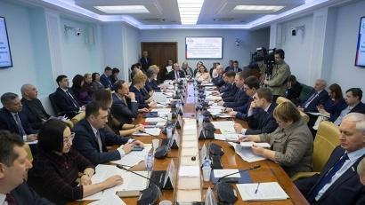 «Круглый стол» на тему «Состояние и пути повышения сбалансированности бюджетов субъектов Российской Федерации и местных бюджетов»
