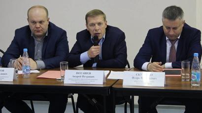 Андрей Поташев: «Тарифная политика позволяет сегодня учитывать реальные расходы на подготовку к зиме»