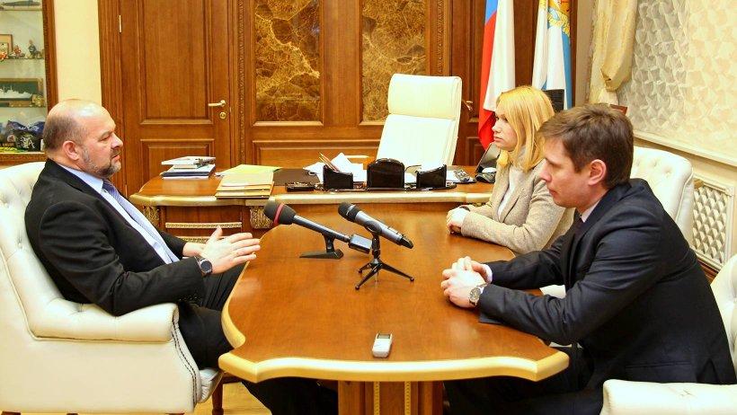 Губернатор предложил членам ЛДПР включиться в подготовку к ежегодному посланию региональному парламенту