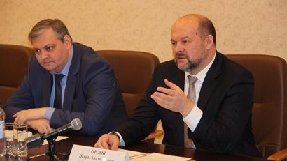 Игорь Орлов: «Строительство перинатального центра – прямое поручение Президента»