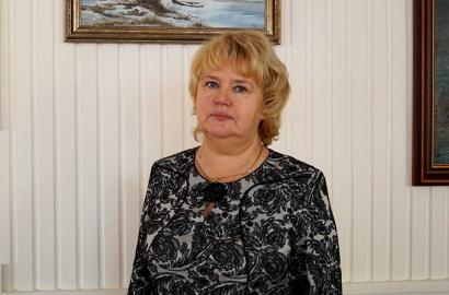 Главный врач Архангельской городской поликлиники №2 Ольга Лузанова
