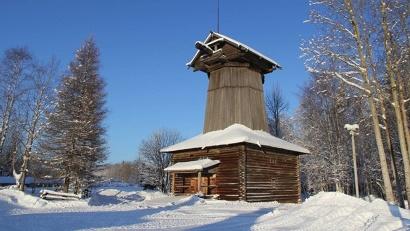 Мельница из Кожпоселка – визитная карточка музея