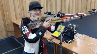 Мастер спорта России международного класса Дарья Вдовина