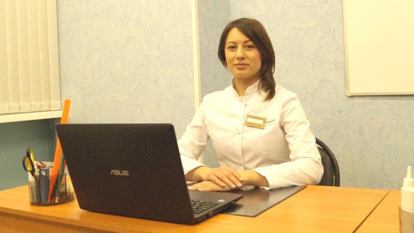 Руководитель Регионального центра организации первичной медико-санитарной помощи Архангельской области Любовь Абдуллаева