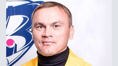Александр Тюкавин в пятый раз награждён индивидуальным призом «игрок-джентльмен»