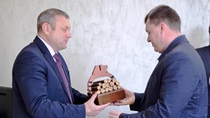 Победа в конкурсе – признание высокой репутации предприятия и его вклада в развитие лесного комплекса Архангельской области